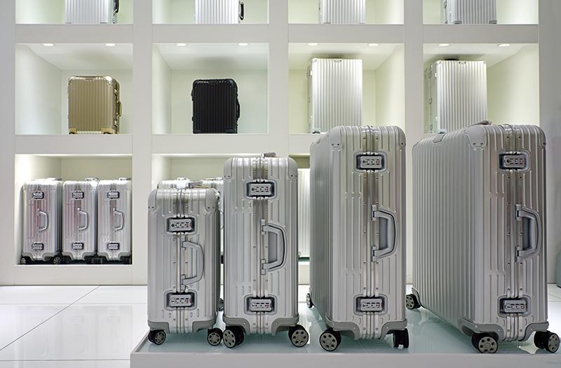アルミ製スーツケースの特徴