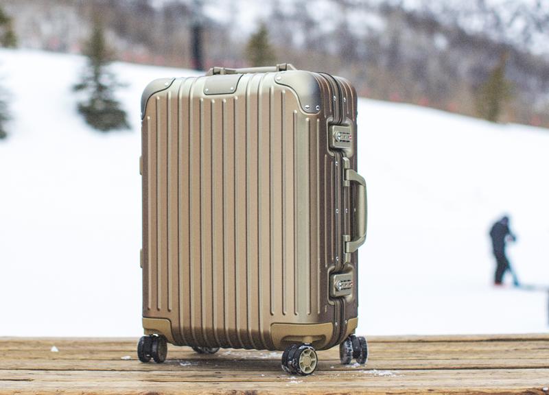 アルミ製スーツケースの選び方