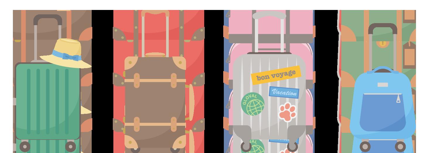 素材やブランドによって幅が広がるスーツケースの価格帯