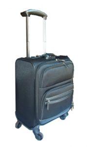 ソフトタイプのキャリーバッグの特徴