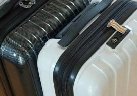 ファスナータイプのキャリーバッグの特徴