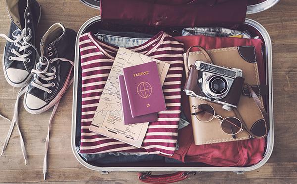 アルミスーツケースは旅行日数に合わせた容量で選ぶ