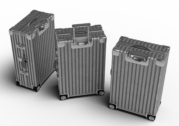 アルミスーツケースは機内持ち込みの有無で選ぶ