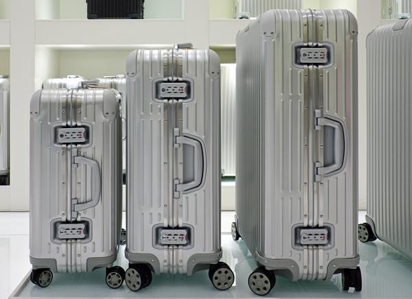 アルミ製スーツケースおすすめの人気ブランド