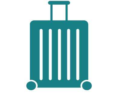 アルミスーツケースアイコン