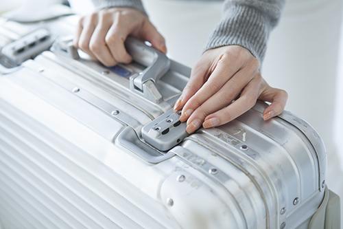 スーツケースを長く愛用するためのポイント