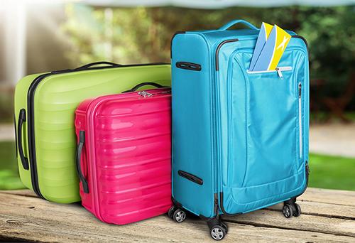 スーツケースの壊れ方にっては新たに購入したほうが良い場合もある