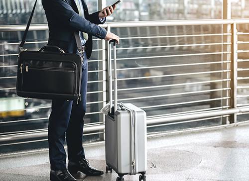 自分の出張スタイルに合ったサイズの出張バッグを選ぶ